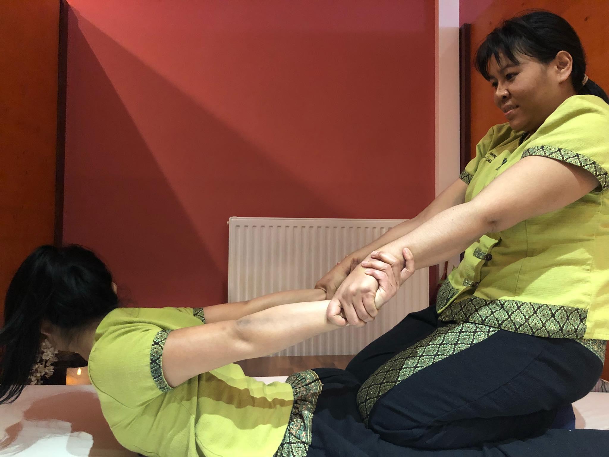 Die Geschichte der traditionellen thailändischen Massage