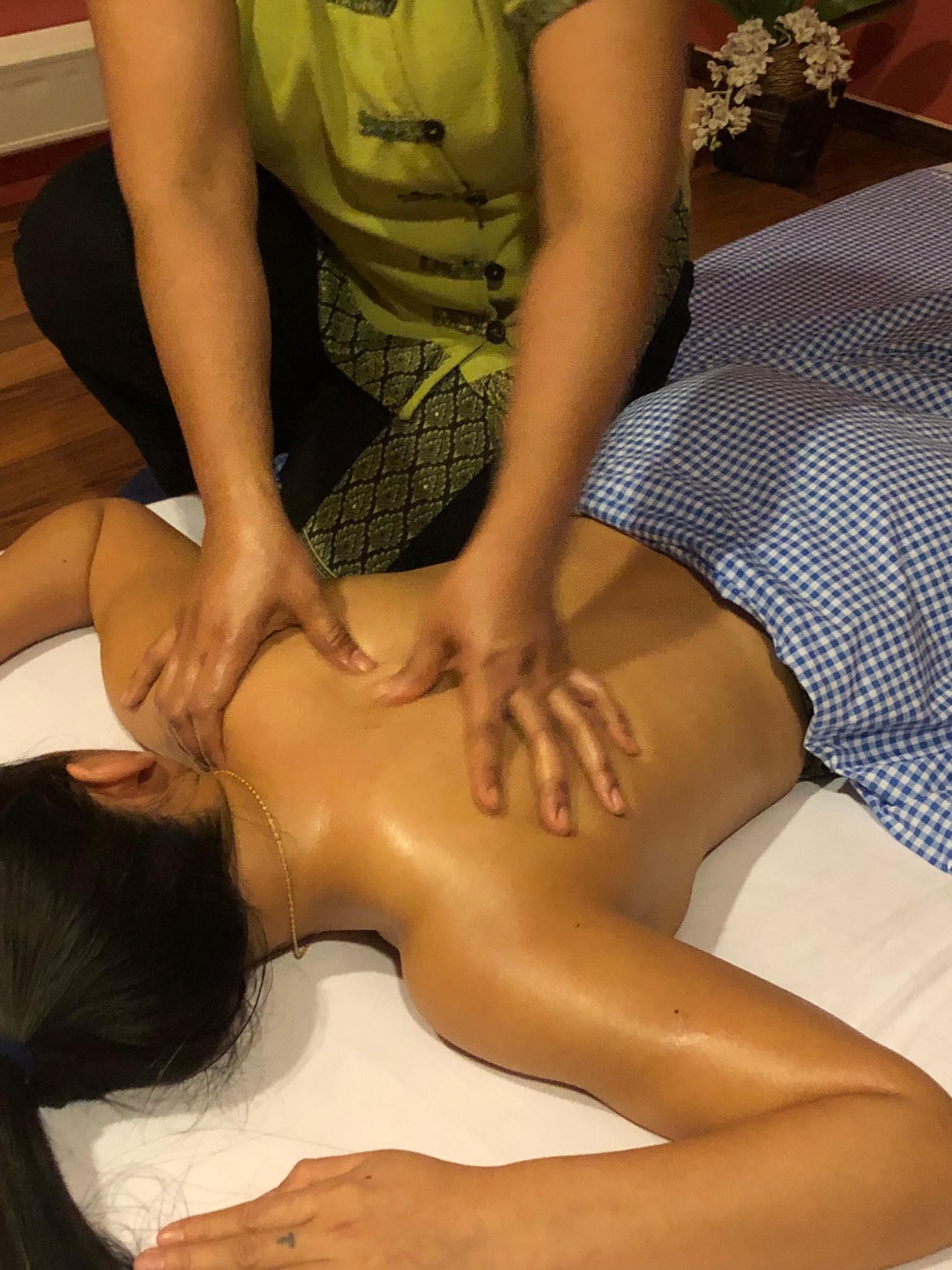 Was kann eine Thai Massage bewirken ?